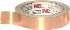 3M 1181 EMI Copper Foil Shielding Tape 1/2 in x 18yd