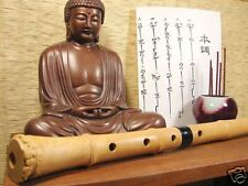 SHAKUHACHI YUU ENDORSED BY PROFESSIONAL PLAYERS - #1 USA SELLER - FREE USA SHIP