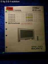 Sony Service Manual KV 32FQ75D /A /B /E /U / 28FQ75D (#2369)