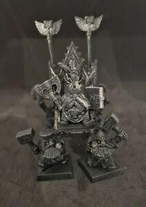 Thorgrim Grudgebearer Warhammer Age of Sigmar Zwerge Fantasy