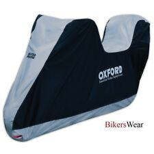 Oxford Aquatex Essential Motorcycle/Scooter Waterproof Cover L top box CV205