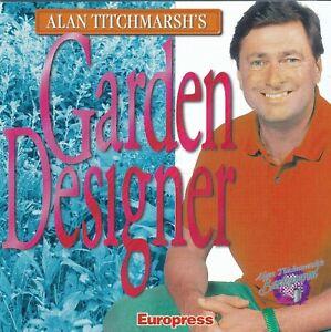 Alan Titchmarsh Barleywood Garden Designer - PC NEW