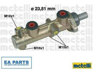 Brake Master Cylinder for VW METELLI 05-0203