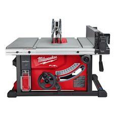 Milwaukee M18 Table Saw Kit ONE-KEY 18-Volt Lithium-Ion Brushless Cordless FUEL