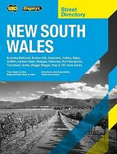 New South Wales Street Directory 20th ed by UBD Gregory's (Paperback, 2020)
