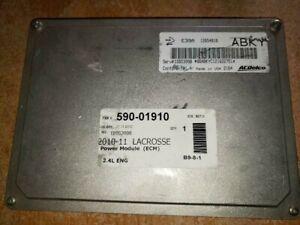 NEW OEM 2010-2012 Buick LACROSSE, REGAL ECM ENGINE CONTROL MODULE 12654818