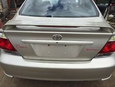 2006 TOYOTA CAMRY SPORTIVO ACV36 BOOT LID WITH SPOILER