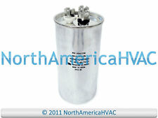 New Motor Round Dual Run Capacitor 60 + 5 uf Mfd 440 Volt Packard Prcfd605