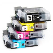 4pcs LC 233 Ink for Brother DCP-J562DW MFC-J680DW/ J880DW MFC-J5320DW/ J5720DW