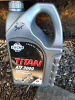 Fuchs TITAN ATF 3000 Multipurpose Automatic Transmission Fluid 5 Litres 5L