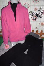 vêtements occasion fille 14 ans,pantalon sport,s-pull,veste polaire