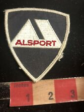 Vtg 3 Wheeler ALSPORT TRI-SPORT TRIKE Embroidered Twill Company Patch 02RK