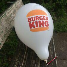 "50 große BurgerKing neues Logo Luftballons Balloons Palloncini Globos Belbal 14"""