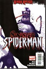 Marvel Comics Dark Reign Sinister Spider-Man Issues 1-4 Full Run