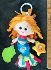 Lamaze Early Development Toy Baby Marina Mermaid Doll Soft Mirror Hanging Car