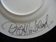 Rosenthal PIATTO DI NATALE 1977 mano firmata dall'artista! (la mia POS. 1977-1)