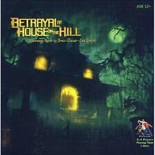 FREE 2 DAY SHIPPING: Betrayal At House On The Hill - 2nd Edition (Toy)