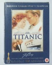 Titanic Deluxe Collectors Edition DVD 4-Disc Movie Set