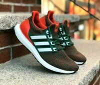 [EE3702] Mens Adidas UltraBOOST - Miami Hurricanes Ultra Boost