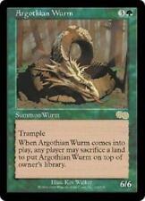 Argothian Wurm Light Played MTG Urza's Saga Magic 2B3