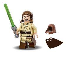 LEGO STAR WARS MINIFIGURE MINIFIG QUI-GON JINN QUI GON GRAY BEARD 75169