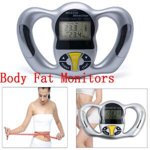 Body Fat Monitors- Health Care Analyzer Digital Wireless Portable  BMI Tester