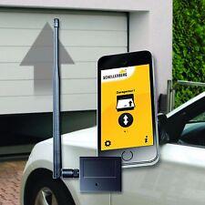 Schellenberg Universal Garagentoröffner Handsender Bluetooth Handy