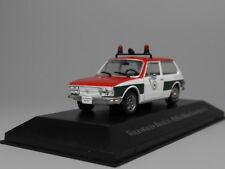 ixo 1:43 Volkswagen Brasilia  Policia Militar Rodoviaria Diecast car model