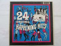 24 Original HAPPENING HITS VG Vinyl LP - Late '60s Compilation Record, Columbia