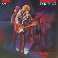 Bob Dylan Saved (Uk) vinyl LP NEW sealed