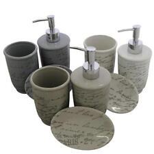 Sets de accesorios sin marca para baño