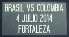 "Match Date of Brasil vs Colombia ""World Cup 2014"" at Colombia Home"