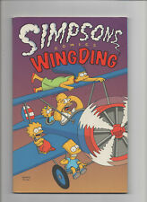 Simpsons Comics Wing Ding TPB 1997 Fine (+) condition