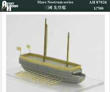 Artist Hobby 1/700 resin kit medium warship of the Three Kingdoms AH 87026