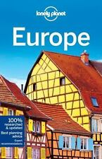 Lonely Planet Europe (Travel Guide)-ExLibrary