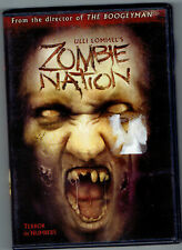 Zombie Nation (DVD, 2006, Canadian)