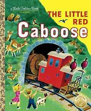 Little Golden Book: The Little Red Caboose by Marian Potter (2000, Hardcover)