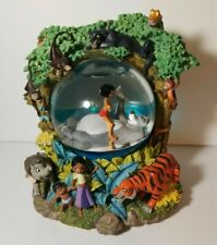 "Rare DISNEY ""The Jungle Book 2"" Snow Globe * The Bear Necessities * NEW"