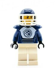LEGO Series 4 Hockey Player Minifigure Stick Puck NHL 8804 Collectible Minifig