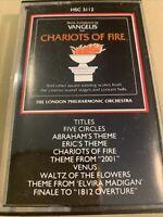 Vangelis - Chariots Of Fire  Cassette Tape