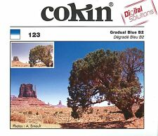 Cokin UNA SERIE A123 Gradual Azul B2 Filtro