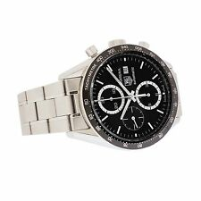 Men's Stainless Steel TAG Heuer Carrera Chronograph, Ref. CV2010-1