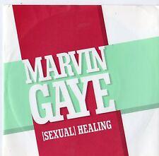 "Marvin Gaye - Sexual Healing / Instrumental 7"" Single 1982"