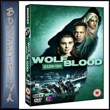 WOLFBLOOD - COMPLETE SEASON 4  *BRAND NEW DVD***