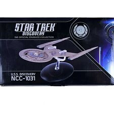 More details for star trek starships collection uss discovery ncc 1031 model eaglemoss issue 2