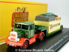 SCAMMELL CONTRACTOR MODEL TRUCK 1:76 PAT COLLINS GREATEST SHOW CIRCUS 4654108 K