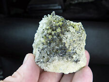 RARE MONAZITE(Ce) WITH CASSITERITE,LLALLAGUA MINE,VIDEO