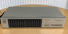 Technics Graphic Equalizer SH-Z200, Top Zustand
