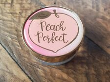Too Faced Perfect Peach Mattifying Setting Powder in Translucent Peach NEW