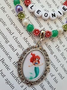 Little Mermaid Gift set Necklace Bracelets, Personalised Jewellery for Children!
